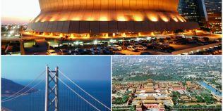 Bijuterii arhitecturale ale lumii. Arena spectaculoasa care poate gazdui peste 80.000 de persoane