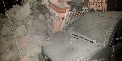 UPDATE Un mort si peste 30 de raniti in urma unui cutremur cu magnitudinea de 4,3 in sudul Italiei. Operatiune de salvare a trei copii de sub daramaturi