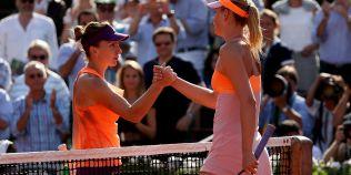 Simona Halep o intalneste pe Maria Sarapova, in primul tur al US Open