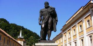 Legatura dintre faimoasa statuie din Baile Herculane si Iovan Iorgovan, erou din mitologia romaneasca