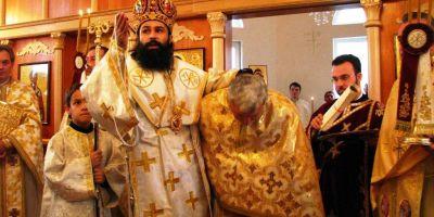Paisie Lugojanul, episcopul vicar al Timisoarei, depistat de radar conducand cu 170 km/h
