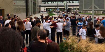 Amenintari cu bomba la Moscova: peste 20.000 de persoane au fost evacuate