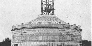Istoria reconstruirii monumentului Tropaeum Traiani,