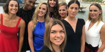 Incep emotiile! Simona Halep joaca azi la Turneul Campioanelor contra tenismenei momentului