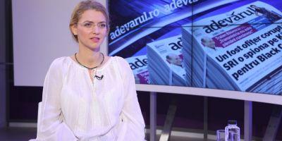 Liderul PNL Alina Gorghiu, la Adevarul Live: Cred ca putem gasi cai de comunicare cu USR pentru sustinerea unui viitor Cabinet