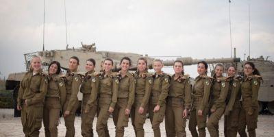 Israeliencele vor conduce tancuri