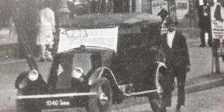 FOTO Masinile Renault, pe strazile Timisoarei in perioada interbelica