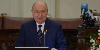 A murit presedintele Academiei Romane. Fizicianul Ionel-Valentin Vlad avea 74 de ani