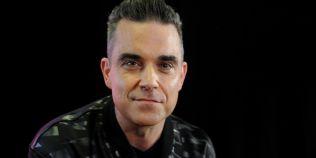 FOTO Robbie Williams le-a urat fanilor