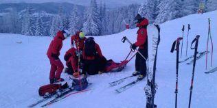 Reguli ca sa evitati accidentele la schi sau sanius