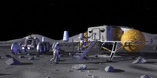 Marile puteri vor sa colonizeze Luna si Marte. Cand sunt programate misiuni cu echipaje umane