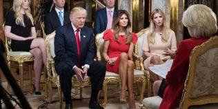 Cine este cel mai popular membru al familiei Trump