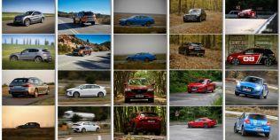 Top 10 modele auto care ne-au impresionat in 2017