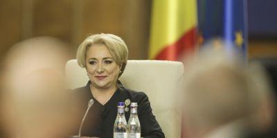 Premierul Dancila anunta oficial ca renunta la SPP: