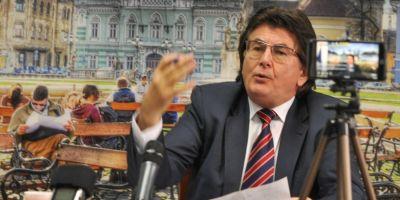 Absent de la intalnirea premierului cu edilii de rangul sau, primarul Timisoarei cere o intalnire separata: