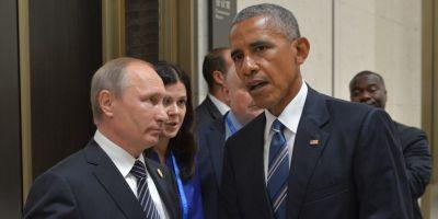 Contraatacul care nu a mai avut loc: de ce nu i-a raspuns Obama lui Putin in cazul implicarii Kremlinului in ultimul scrutin prezidential din Statele Unite