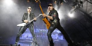 Concert Scorpions la Bucuresti, pe 12 iunie, in cadrul Crazy World Tour. Bilete disponibile in pre-sale din 19 martie