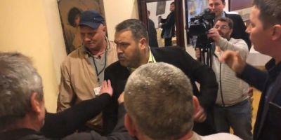 VIDEO Alegeri cu scandal in PMP Timis: