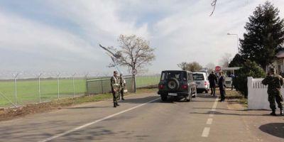 Militari americani de la Baza Deveselu, amendati de politistii din Craiova, dupa un scandal intr-un club