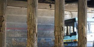 CFR demareaza lucrarile de interventie la Podul Constanta