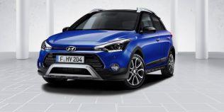 Hyundai improspateaza gama i20