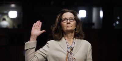Gina Haspel a devenit prima femeie de la conducerea CIA