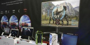 LG Romania a prezentat patru monitoare noi de gaming, in cadrul evenimentului East European Comic Con 2018