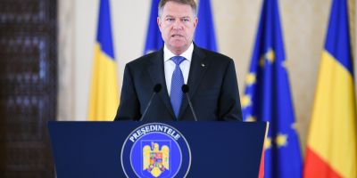 Iohannis, reactie despre decizia CCR pe tema revocarii sefei DNA